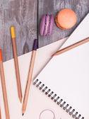 Painting supplies — Stock fotografie