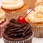 Cupcakes — Stock Photo #66390807