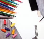 Zeichenwerkzeuge — Stockfoto