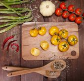 Légumes et épices — Photo