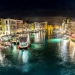 Beautiful water street — Stock Photo #56232351