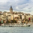 Cityscape with Galata Tower — Stock Photo #56235507