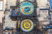 Astronomical Clock Prague. — Stock Photo