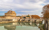 Sant Angelo Castle — Stock Photo