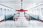 Dubai Metro Station — Stock Photo