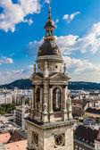 Budapeşte görünüm — Stok fotoğraf