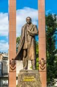 Monument of Stepan Bandera — Foto Stock