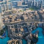 Dubai downtown — Stock Photo #56245145