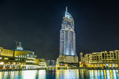 Adres hotel in dubai — Stockfoto