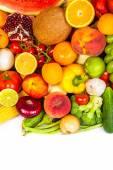Grupo de verduras — Foto de Stock
