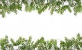 Vánoční pozadí. — Stock fotografie