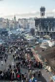ウクライナの革命 — ストック写真