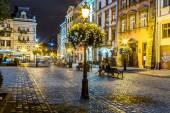 Rynok Square — Stock Photo