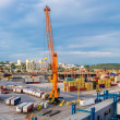Deepwater Container Terminal — Stock Photo #58079741