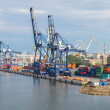 Deepwater Container Terminal — Stock Photo #58080461