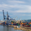 Deepwater Container Terminal — Stock Photo #58080499