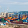 Deepwater Container Terminal — Stock Photo #58080501