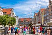 Vieille ville de Gdansk — Photo