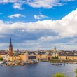 Panorama of the Old Town — Stock Photo #58966131
