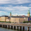 Panorama of the Old Town — Stock Photo #58966191