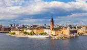 Panorama of the Old Town — Stock Photo