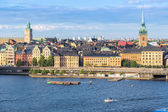 The old part of Stockholm, — ストック写真