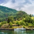 Country summer landscape, Norway — Stock Photo #59135981