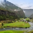 Country summer landscape, Norway — Stock Photo #59136945