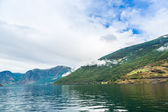 Sognefjord in Norway — Stock Photo