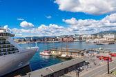 Oslo Norway Harbor — Stock Photo