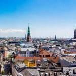 View of Copenhagen panorama — Stock Photo #59597957
