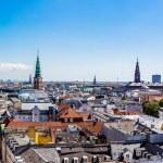 View of Copenhagen panorama — Stock Photo #59597975