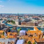 View of Copenhagen panorama — Stock Photo #59598079