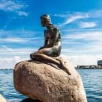 Sculpture of Little Mermaid — Stock Photo #59598225