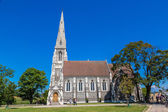 Saint Alban's Church — Stock Photo