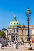 The Marble Church in Copenhagen — Foto Stock
