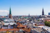 Copenhagen City, Denmark — Stok fotoğraf