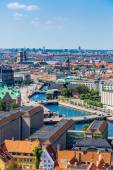 Copenhagen City, Denmark — Stock Photo