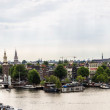 Panoramic view of Amsterdam — Stock Photo #59739297