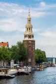 Coin Tower known as Munttoren — Foto Stock