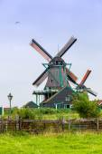 Wind mills in Holland — Stock Photo