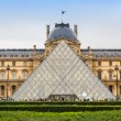 The Louvre museum — Stock Photo #59957893