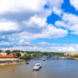 Panoramic view of Prague — Stock Photo #60041521