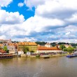 Panoramic view of Prague — Stock Photo #60041539