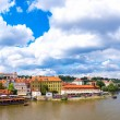 Panoramic view of Prague — Stock Photo #60041579