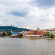Panoramic view of Prague — Stock Photo #60041677