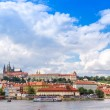 Panoramic view of Prague — Stock Photo #60044759