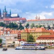 Panoramic view of Prague — Stock Photo #60044777