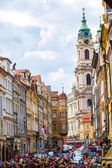 Old part of Prague — Stock Photo