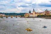 Cityscape Prag. — Stok fotoğraf